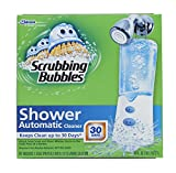 Scrubbing Bubbles Automatic Shower Cleaner, Starter Kit, 34 Ounce.