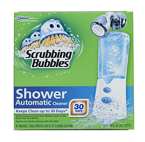 Scrubbing Bubbles Automatic 360 degree