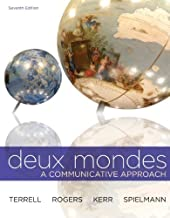 WBLM for Deux mondes (Cahier d'exercices) 7th edition by Terrell, Tracy, Kerr, Betsy, Rogers, Mary, Santore, François (2012) Paperback