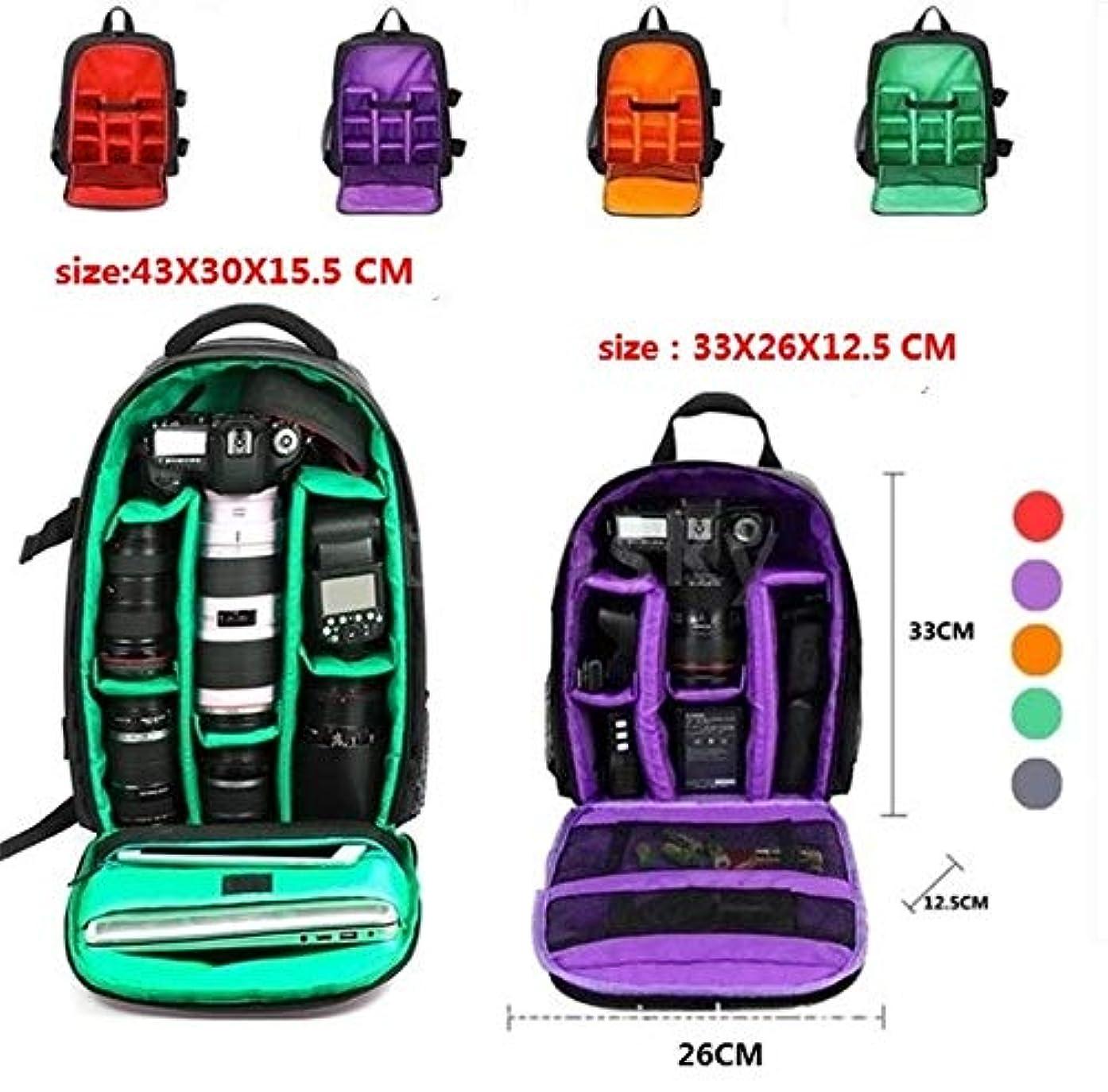 Hot New Outdoor Photo Bags, Single Lens Digital Camera Bag, Waterproof, Anti-Theft, Wear-Resistant Shoulder Bag Backpack for Canon Sony Nikon DSLR SLR Digital Camera (Grey,43X30X15.5 cm)