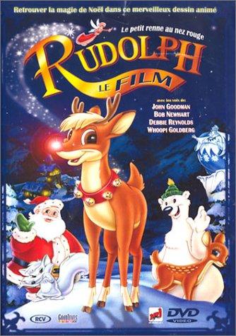 Rudolph le Petit Renne - DVD  au Nez Rouge