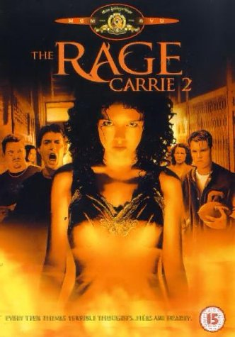 Carrie 2 - The Rage [DVD]
