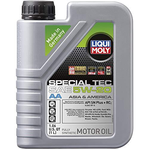 Liqui Moly 20793 Motorolie, olie, olie
