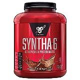 BSN Syntha 6 Ultra-Premium Proteine in Polvere per la Massa Muscolare e Recupero, Cioccolato, 48 Porzioni, 2.26 kg
