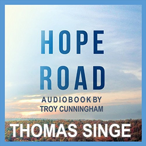 Hope Road audiobook cover art