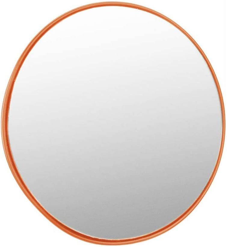 Gjjdfgh Convex Safety Mirror Round ! Super beauty product restock quality top! for Fashion Acrylic and Ideal Indoor