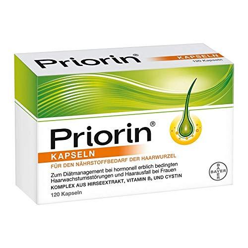 Priorin Kapseln bei hormonell Bild