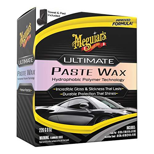 Meguiar's G210608 Ultimate Paste Wax, 8 oz