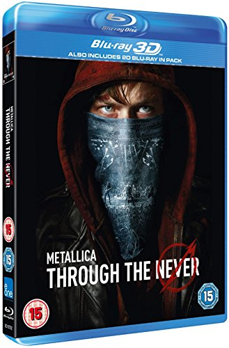 Metallica Through the Never [Blu-ray]