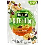 NUT-rition Energy Nut Mix(5.5 oz Bag) - Trail Mix with Cashews, Cranberries, Banana Chips, Pistachios & Sea Salt