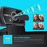 Zoom IMG-1 nulaxy webcam full hd 1080p