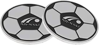 Toss Coin for Soccer Football Volleyball Accessories Baosity 2 Pieces Double Sided Referee Flip Coaches' & Referees' Gear