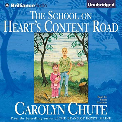 The School on Heart's Content Road audiobook cover art