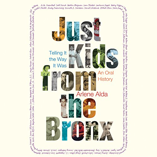 Just Kids From the Bronx audiobook cover art