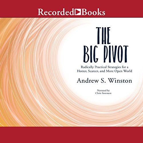The Big Pivot audiobook cover art
