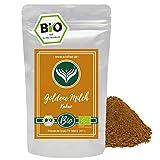 Azafran BIO Goldene Milch Kakao | Golden Milk Cocoa | Kurkuma Latte Schoko Gewürzmischung 250g