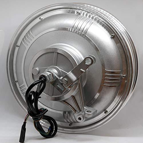 Rolektro 48V bürstenloser Radnabenmotor für Elektroroller 500W Elektromotor Ersatzmotor BT200 Spacerider20 City20