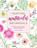 Painting Watercolor Botanicals