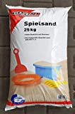 25 Kg go/on Spielsand 0-0,2 mm