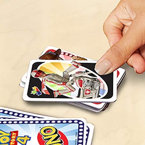 『ウノ トイ・ストーリー 4 【スペシャルルールカード ワイルド デューク・カブーン付き】 GDJ88』の2枚目の画像