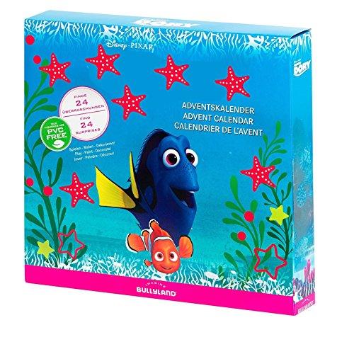 Bullyland Findet Nemo Adventskalender mit 24 tollen Überraschungen