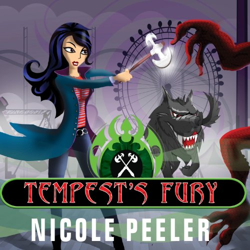 Tempest's Fury audiobook cover art