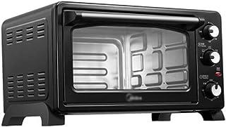 LYQ Mini Horno con Parrilla eléctrica, horneado en el hogar Multifunción Calefacción de Cuatro Tubos Calefacción 3D Hornos de Cocina