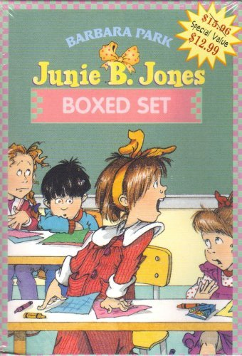 Junie B. Jones Boxed Set: - Book  of the Junie B. Jones