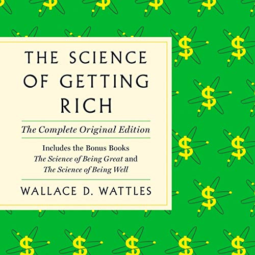 The Science of Getting Rich  By  cover art