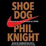 Shoe Dog: A Memoir by the Creator of NIKE Paperback Logo