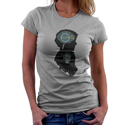 Mind And Heart Sherlock Holmes Mind Palace London Women's T-Shirt