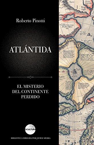 Atlántida: El misterio del continente perdido (Ocultura)