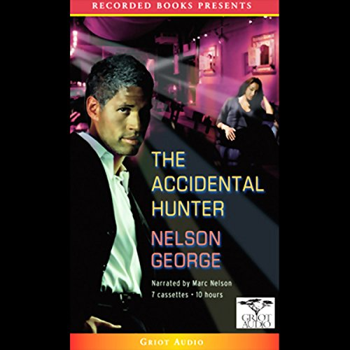 The Accidental Hunter audiobook cover art