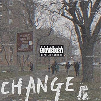 Change (feat. Ray$o)