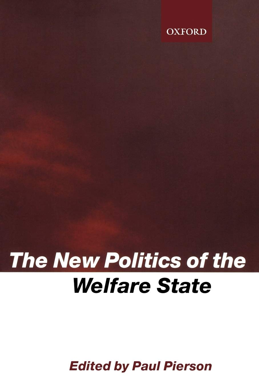 Image OfThe New Politics Of The Welfare State