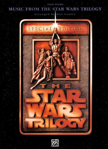 Music from the Star Wars Trilogy - Special Edition: Easy Piano