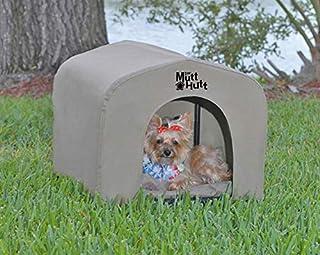 ZEEZ Mutt Hutt Dog House Small (54x48x48cm), 1 Count
