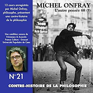 Contre-histoire de la philosophie 21.2  audiobook cover art