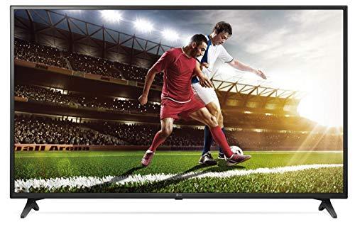 LG 60UU640C Pantalla de señalización 152,4 cm (60') LED 4K Ultra HD Pantalla Plana para señalización Digital Negro Web OS