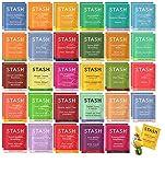 Best Teas - Stash Tea Bags Sampler Assortment Box - 52 Review