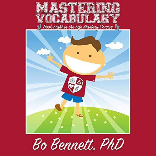 Mastering Vocabulary audiobook cover art