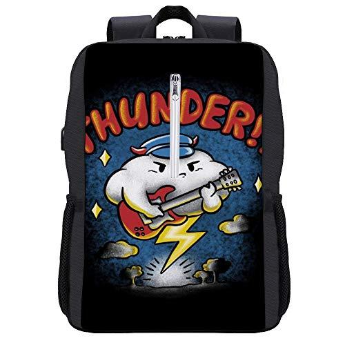 Thunder Raincloud - Mochila para guitarra eléctrica con puerto de carga USB