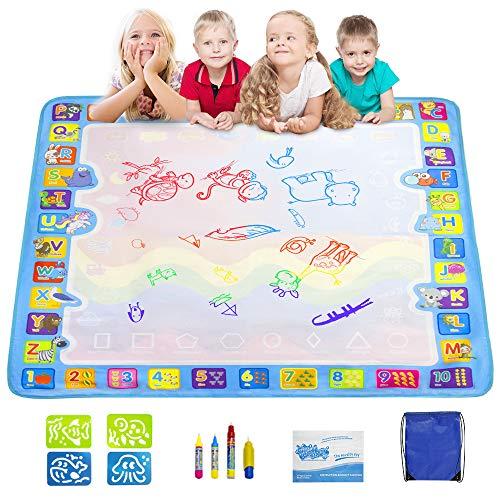 Pizarra para niños con cuatro bolígrafos