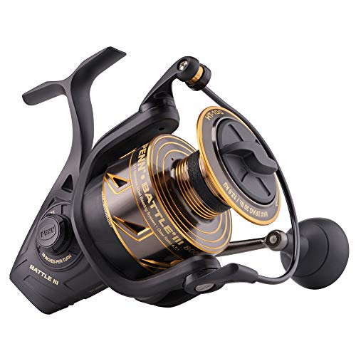 PENN Fishing Battle II & III Spinning Fishing Reel