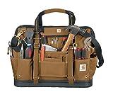 Carhartt 18' Legacy Tool Bag w/Molded Base Carhartt/Brown One Size