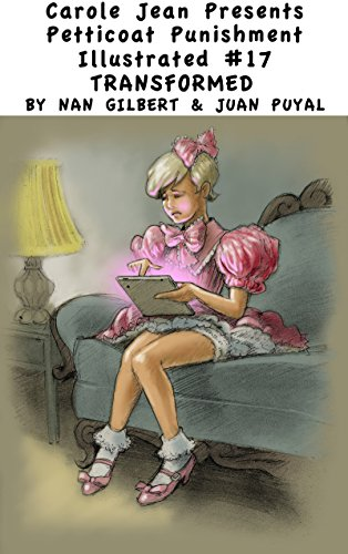 Forced petticoat punishment