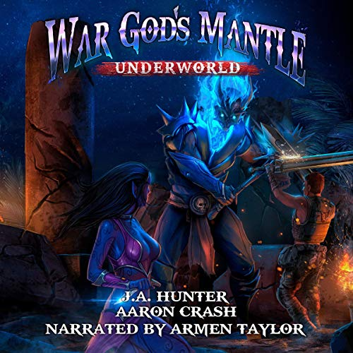 Page de couverture de War God's Mantle: Underworld