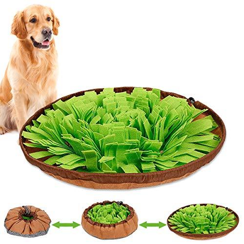 Dog Feeding Mat Large, Dog Snuffle Mat Pet Snuffle...