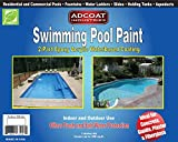 Best Pool Paints - AdCoat Swimming Pool Paint, 2-Part Epoxy Acrylic Waterbased Review