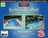 AdCoat Swimming Pool Paint, 2-Part Epoxy Acrylic...